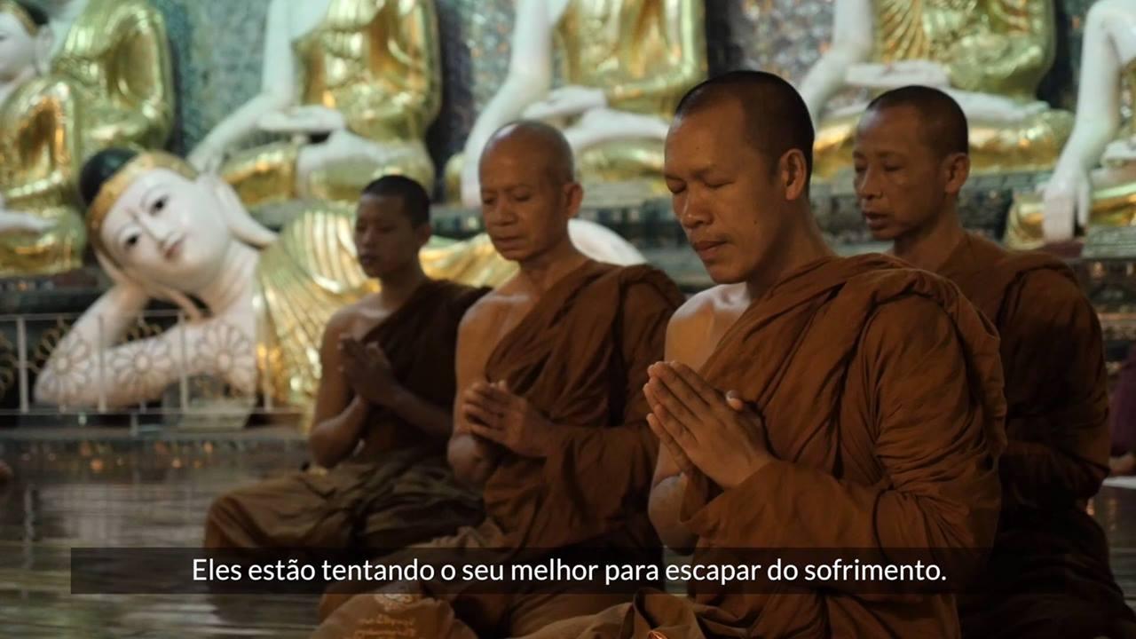 Alcançando o Mundo Budista