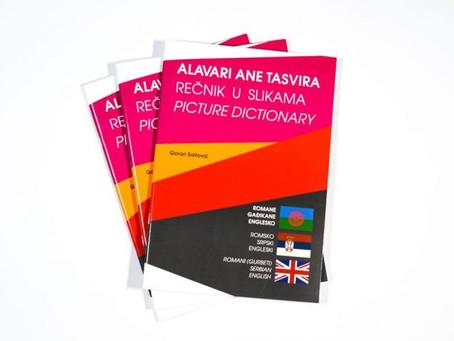 Primeiro dicionário Gurbet- Sérvio-Inglês