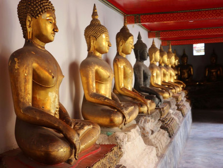 """""""O que faço com Buda agora?"""""""