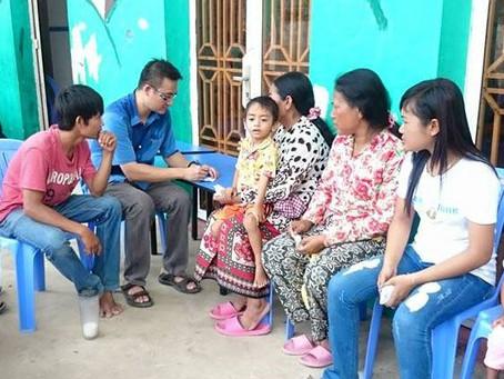 Eu nunca seria um missionário!