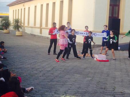 Mobilização Evangelística com o uso das artes é realizada no aniversário de Jacareí