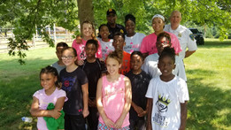SMD HEAT Conducts Free Basketball Camps
