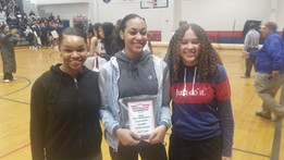 Jariah Russell and Kennadi Johnson win MISAL Awards