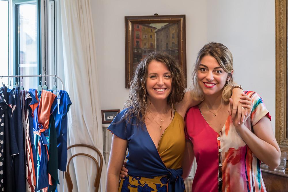 Dos jóvenes promesas con prendas únicas y originales