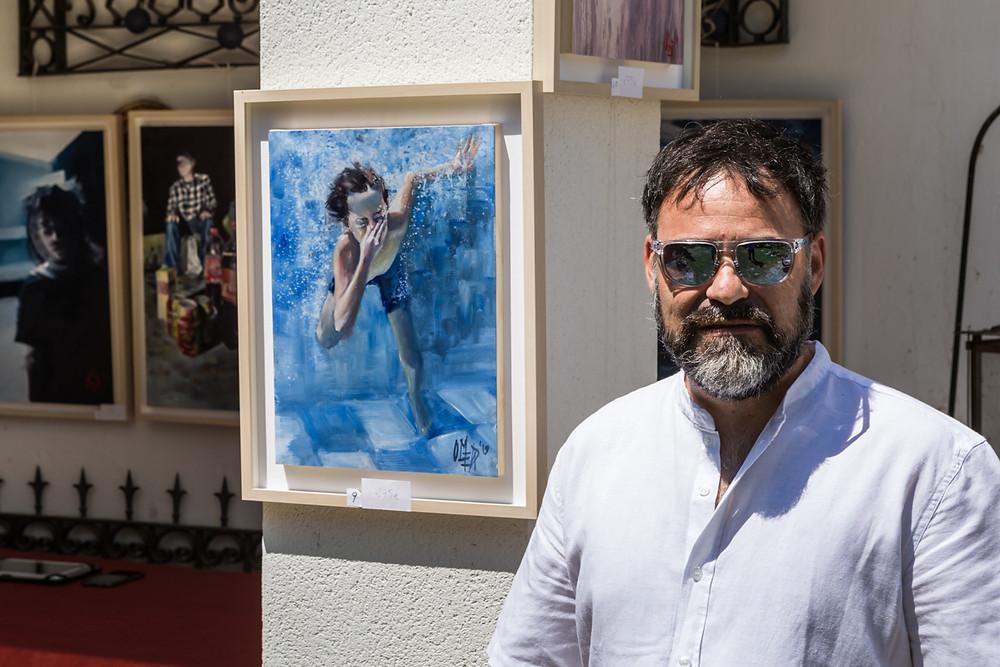 Pintor. Valladolid