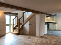 Solid Oak Staircases