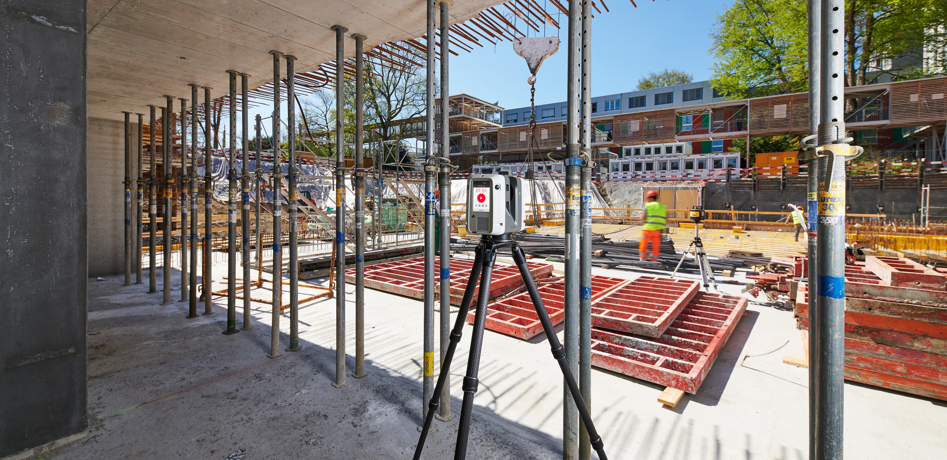 Leica RTC360 Building Construction 300dp