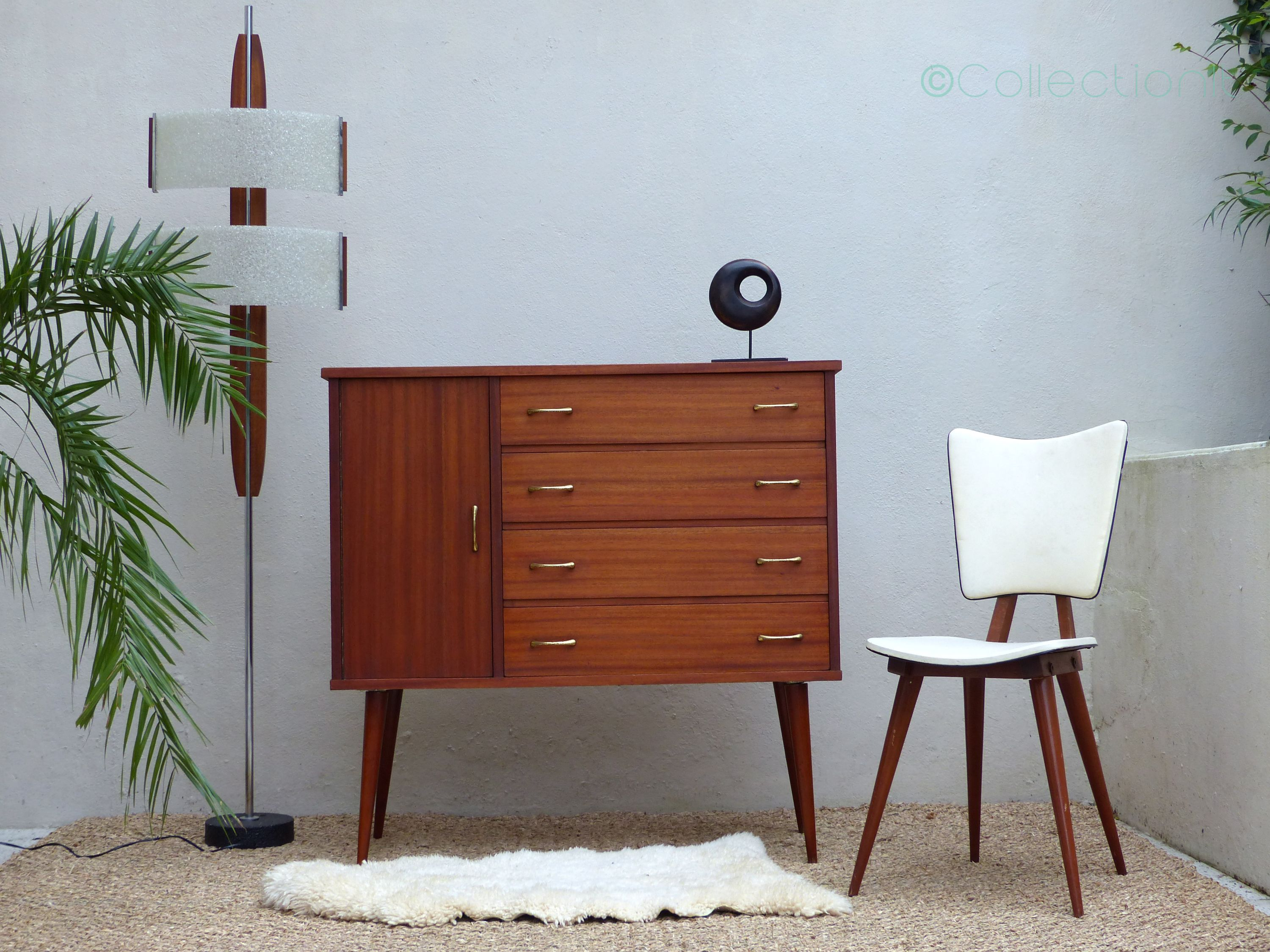 BUFFET COMMODE VINTAGE  3