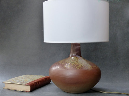 Lampe de table vintage en céramique 2
