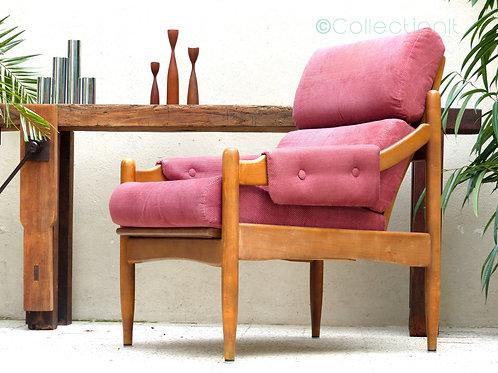 Fauteuil style scandinave vintage - 2 disponibles