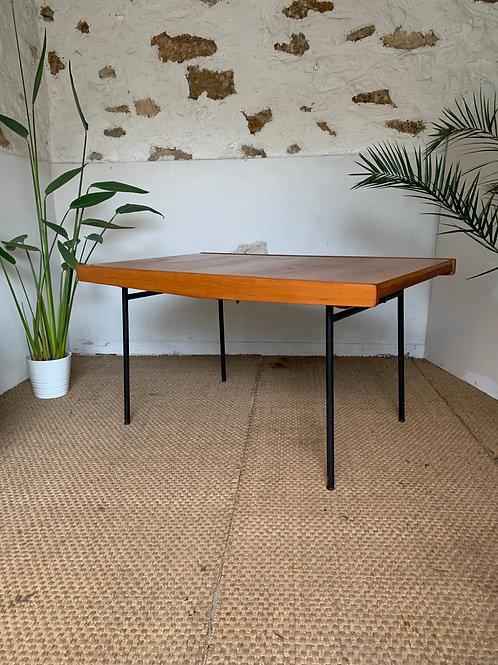 Table Pierre Guariche vintage