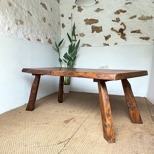 Table de ferme Olavi Hanninen