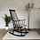 Thumbnail: Rocking-chair scandinave vintage Lena Larsson