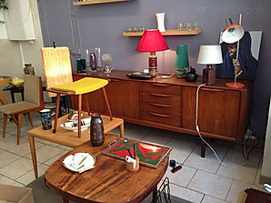 meubles scandinave, meubles vintage