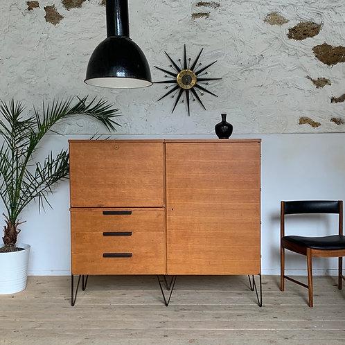 Armoire commode vintage Georges Frydman