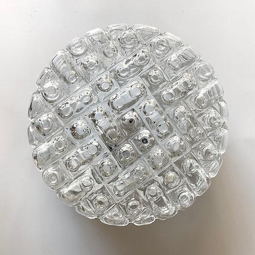 Applique plafonnier vintage bubble Erco