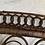 Thumbnail: Tête de Lit  rotin peacock vintage 180 cm