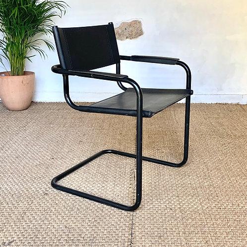 Chaise vintage de Marcel Breuer B34