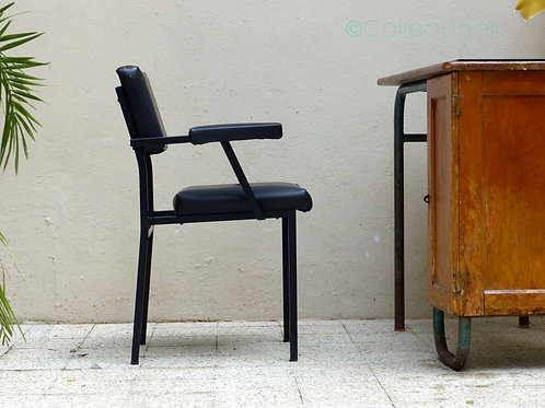 Fauteuil de bureau moderniste - fauteuil vintage