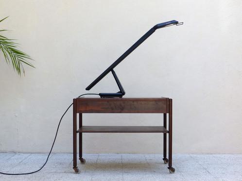 Lampe de bureau vintage design italien g tonelli