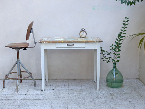 Bureau atelier vintage