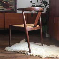 chaise palissandre dyrlund