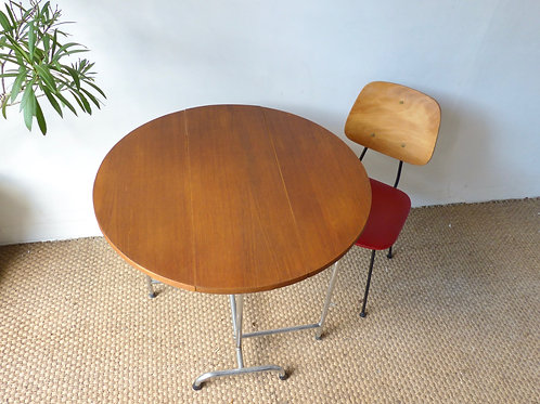 Table vintage modulable
