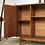 Thumbnail: Bibliothèque vitrine style scandinave vintage en teck