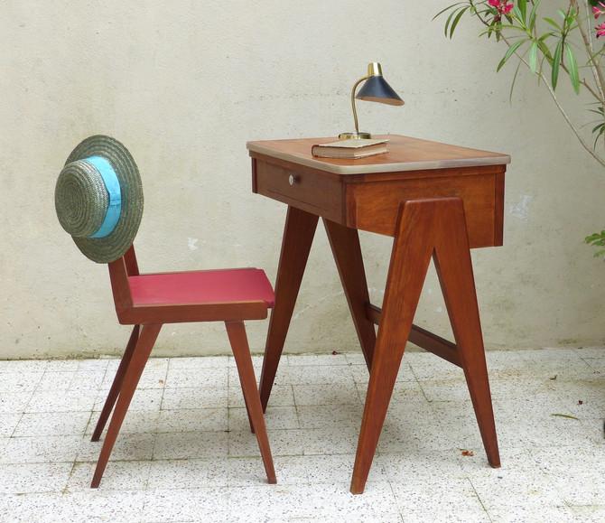 Restaurer un meuble en chêne qui vient d'être chiner...