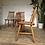 Thumbnail: Chaises vintage à barreaux style  Tapiovaara - lot de 4