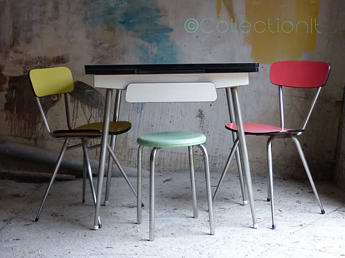 Table formica blanche