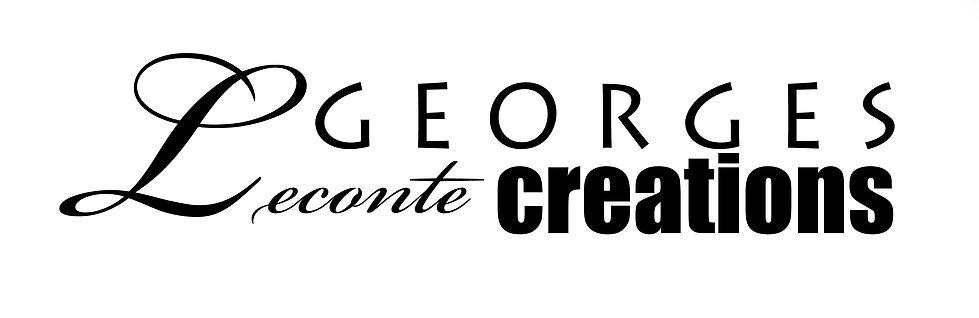 GEORGES LECONTE CREATONS LOGO blk\wht.jp
