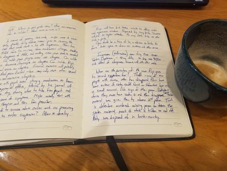 How do I start writing?