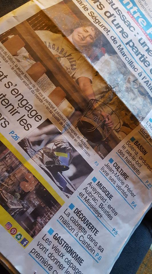 couv centre presse 15 octobre 2017