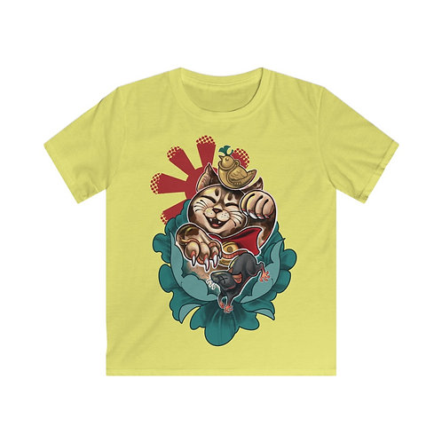 Maneki Neko by Cassandra on big kids t