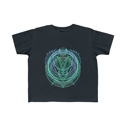 Sacred Circles Rabbit by Janie on kid's tee