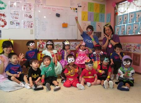 Princess & Superhero Day