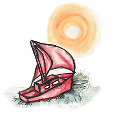 Sonnenschiff, Trauerbegleitung, Kinder, Ate Purrmann