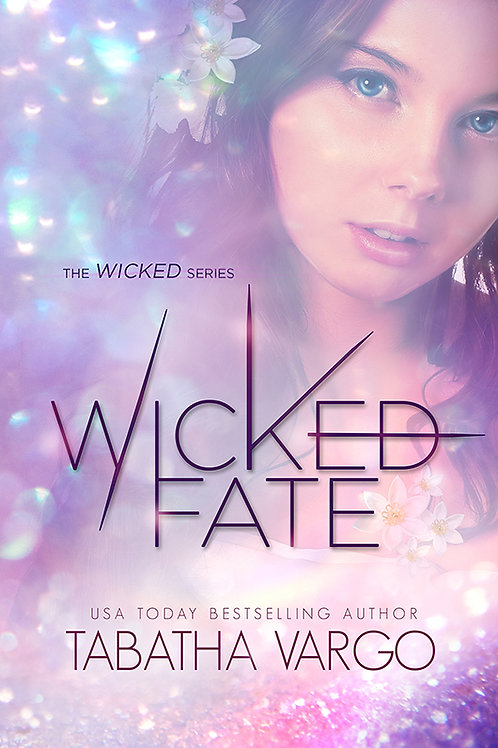 Wicked Fate Signed Paperback + Shipping
