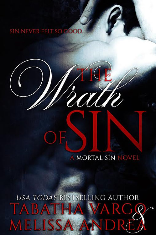 The Wrath of Sin Signed Paperback + Shipping