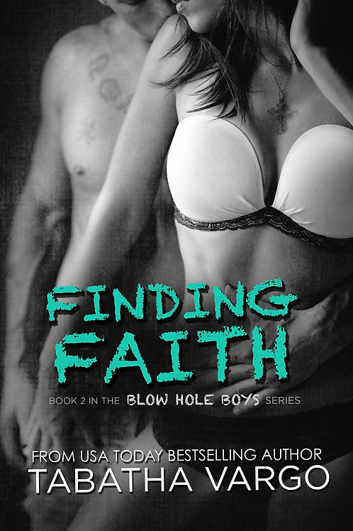 Finding Faith Signed Paperback + Shipping