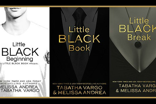 The Black Trilogy Signed Paperbacks + Shipping