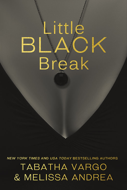 Little Black Break Signed Paperback + Shipping