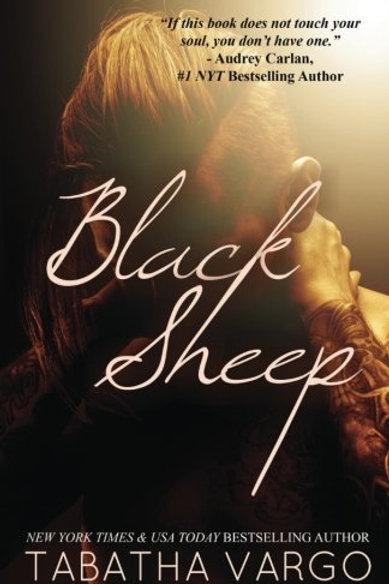 Black Sheep Signed Paperback + Shipping