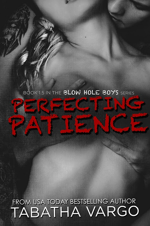 Perfecting Patience Signed Paperback + Shipping
