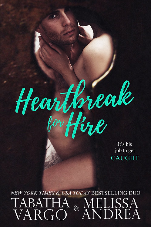Heartbreak For Hire Signed Paperback & Shipping