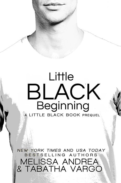Little Black Beginning Signed Paperback + Shipping