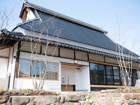 京都・綾部「手打ちそば ゆにわ」いよいよオープン!