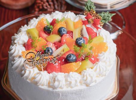 パティスリーゆにわのとろけるクリスマスケーキ♪