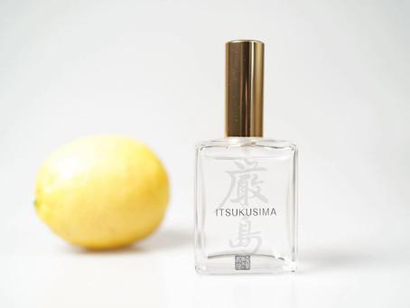 目覚めの香り、神社香水「厳島ーITSUKUSHIMAー」オンラインで新発売